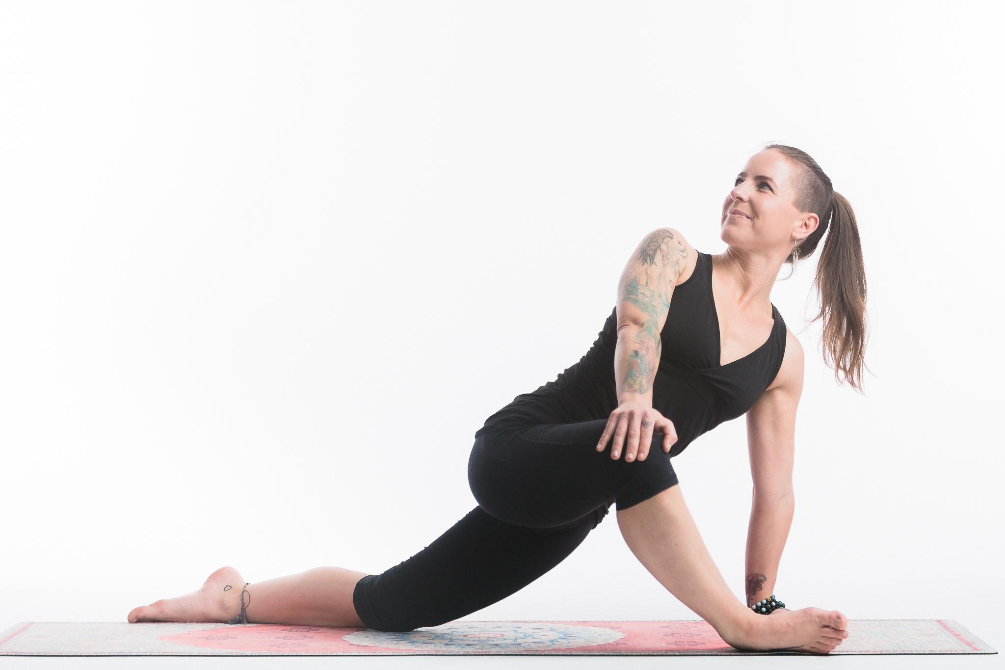 Präsent Yoga